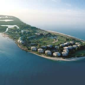 Sanibel is listed (or ranked) 5 on the list The Best Beaches in Florida