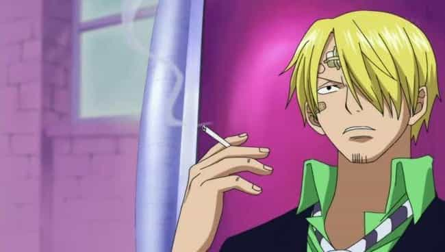 Sanji is listed (or ranked) 4 on the list Which 'One Piece' Character Are You, Based On Your Zodiac Sign?
