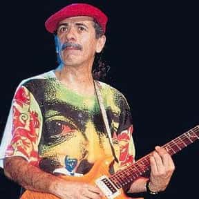 Santana is listed (or ranked) 17 on the list The Greatest Live Bands of All Time
