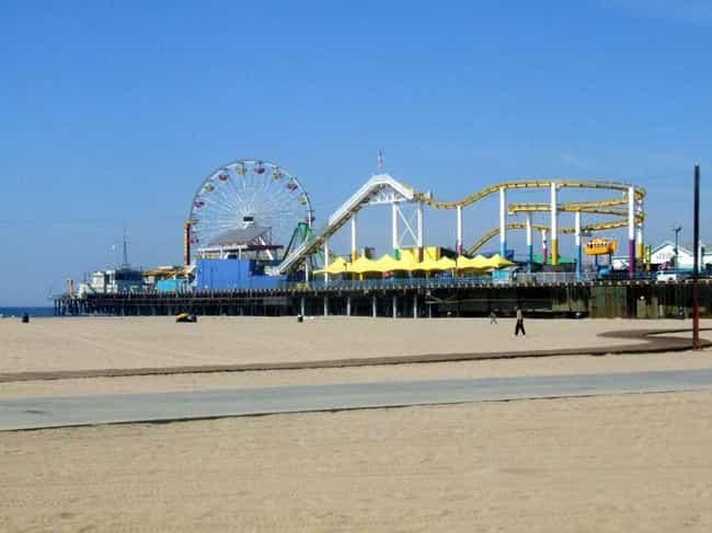 Santa Barbara Is Listed Or Ranked 3 On The List America S Best Beach Boardwalks