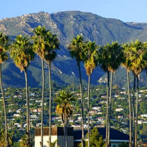 Santa Barbara is listed (or ranked) 7 on the list The Best Cities for Retirement