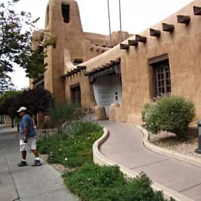 Santa Fe is listed (or ranked) 15 on the list The Best US Cities for Architecture