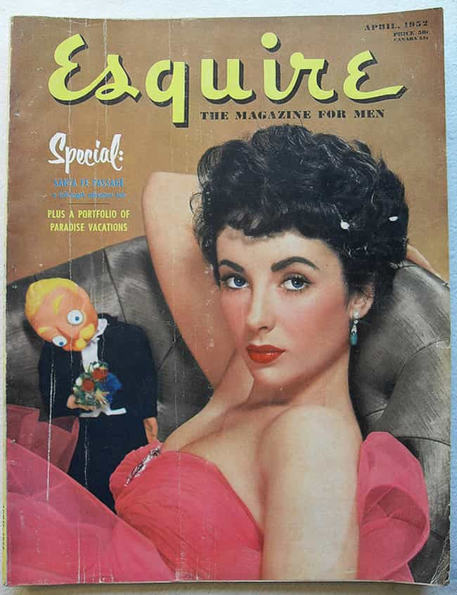 Santa Fe Passage is listed (or ranked) 2 on the list The Best Esquire Covers