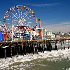 Santa Monica Pier is listed (or ranked) 2 on the list The Top Must-See Attractions in Los Angeles