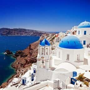 Santorini is listed (or ranked) 12 on the list The Best Honeymoon Destinations
