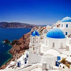 Santorini is listed (or ranked) 22 on the list Historical Landmarks to See Before You Die