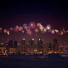 San Diego is listed (or ranked) 20 on the list The Best Cities to Party in for New Years Eve