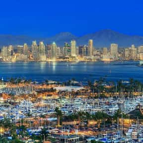 San Diego is listed (or ranked) 19 on the list The Best Cities for Singles