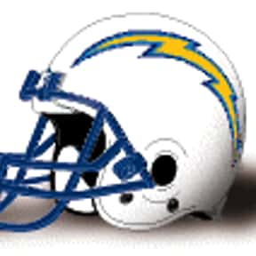 Chargers is listed (or ranked) 2 on the list The Best Current NFL Helmets