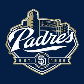 San Diego Padres is listed (or ranked) 13 on the list Who Will Win The 2020 World Series?