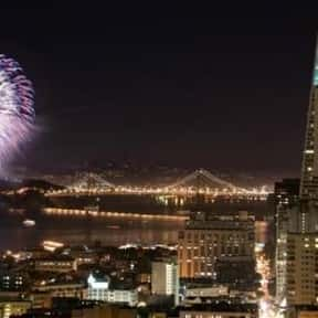 San Francisco is listed (or ranked) 16 on the list The Best Cities to Party in for New Years Eve