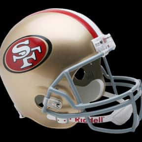 49ers is listed (or ranked) 16 on the list The Best Current NFL Helmets