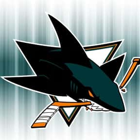 San Jose Sharks is listed (or ranked) 25 on the list The Best NHL Teams of All Time