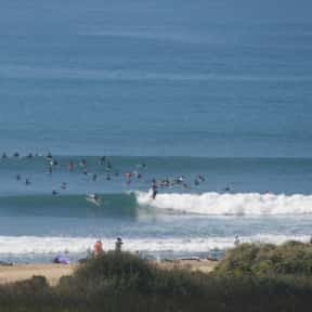 San Onofre State Beach is listed (or ranked) 3 on the list The Best U.S. Beaches for Surfing