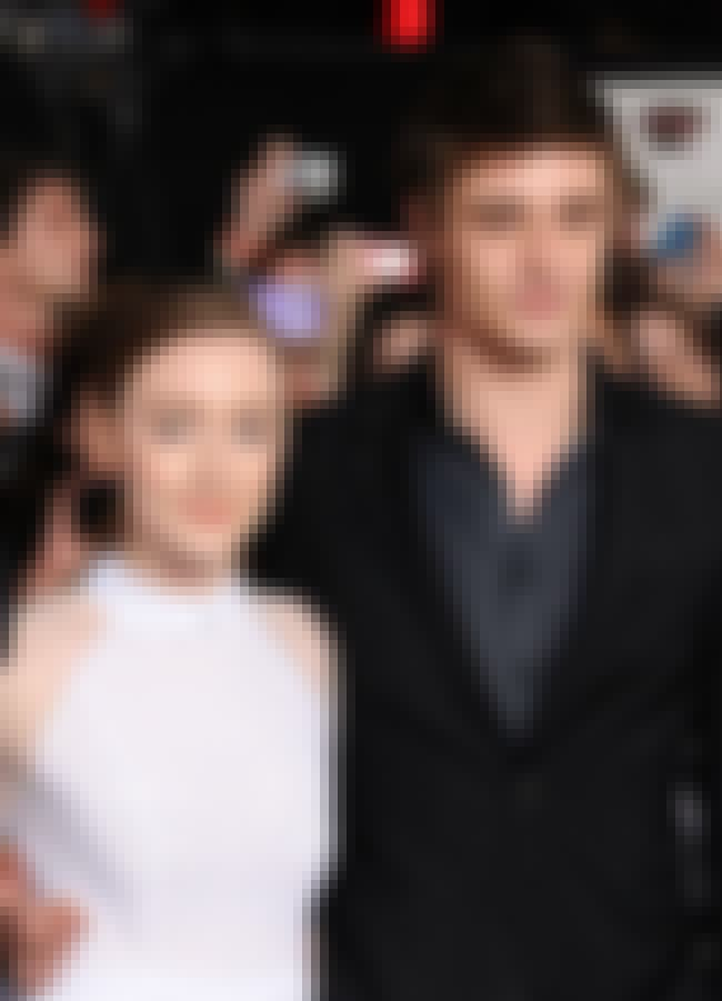 Saoirse Ronan is listed (or ranked) 2 on the list Max Irons Loves and Hookups