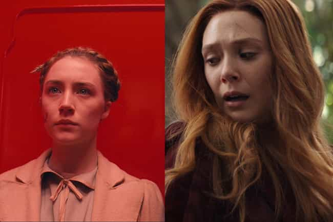Saoirse Ronan is listed (or ranked) 4 on the list Who Would Be In Wes Anderson's Version Of The MCU?