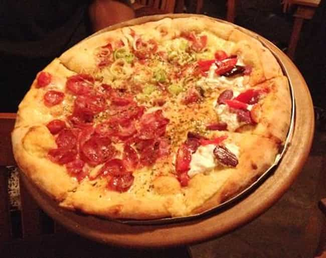 São Paulo is listed (or ranked) 2 on the list The World's Best Cities for Pizza