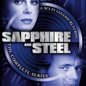 Sapphire & Steel is listed (or ranked) 6 on the list David McCallum TV Show/Series Credits