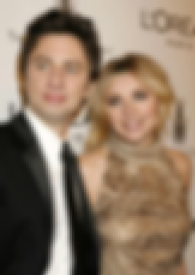Sarah Chalke is listed (or ranked) 7 on the list Women Who Zach Braff Has Dated