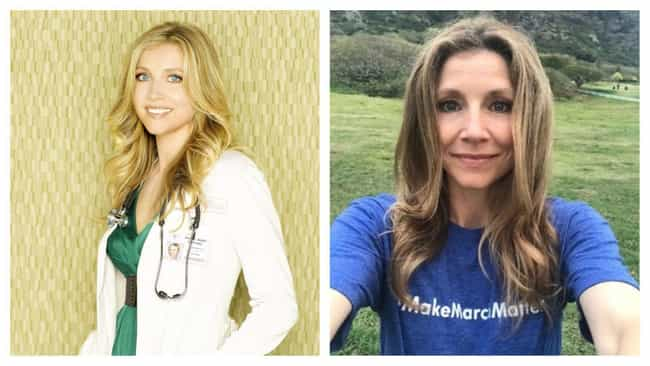 Sarah Chalke is listed (or ranked) 2 on the list The Cast Of 'Scrubs': Where Are They Now?