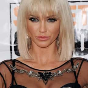 Sarah Harding is listed (or ranked) 15 on the list Fascination Records Complete Artist Roster