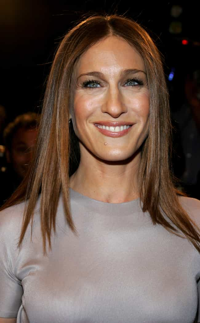 Sarah Jessica Parker is listed (or ranked) 1 on the list 40 Famous People Raised in Interfaith Families