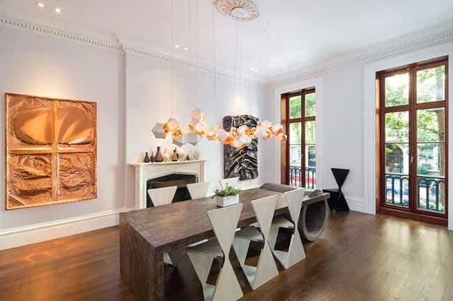 Sarah Jessica Parker is listed (or ranked) 3 on the list Cool Pictures from Inside Celebrity Homes