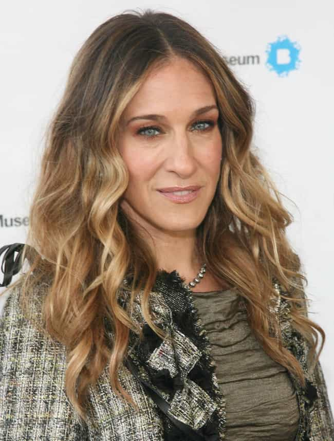 Sarah Jessica Parker is listed (or ranked) 1 on the list 25 Famous People with Jewish Fathers