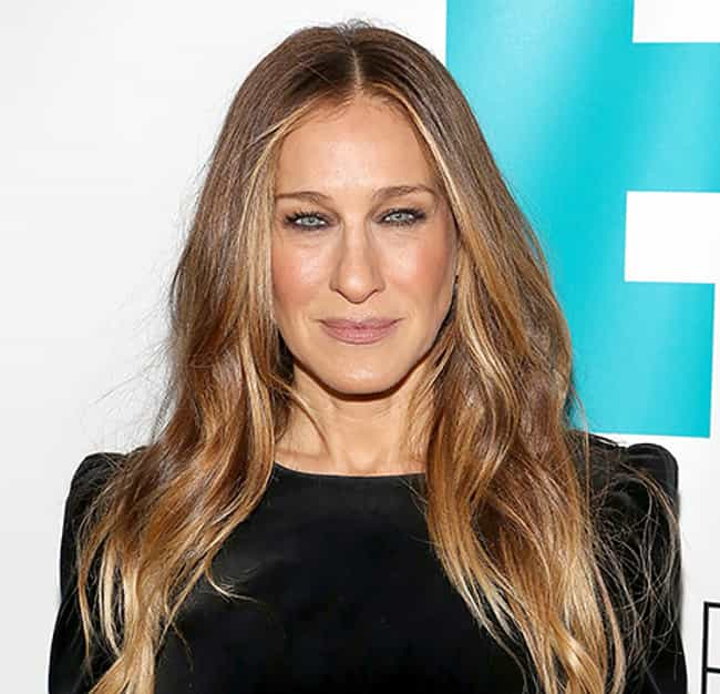 Sarah Jessica Parker is listed (or ranked) 1 on the list Famous Dwight Morrow High School Alumni