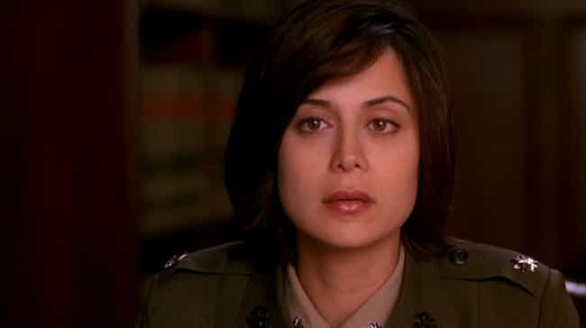 Sarah MacKenzie is listed (or ranked) 3 on the list The Hottest TV Lawyers of All Time