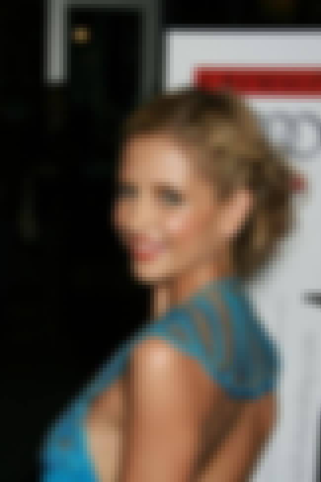 Sarah Michelle Gellar is listed (or ranked) 4 on the list 47 Famous ENFPs