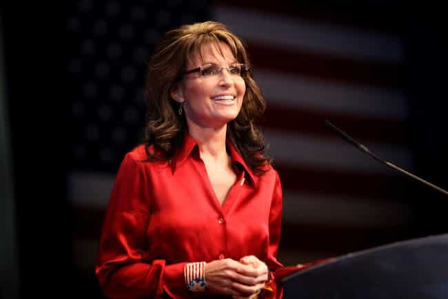 Sarah Palin is listed (or ranked) 4 on the list The Most Anti-Gay US Politicians