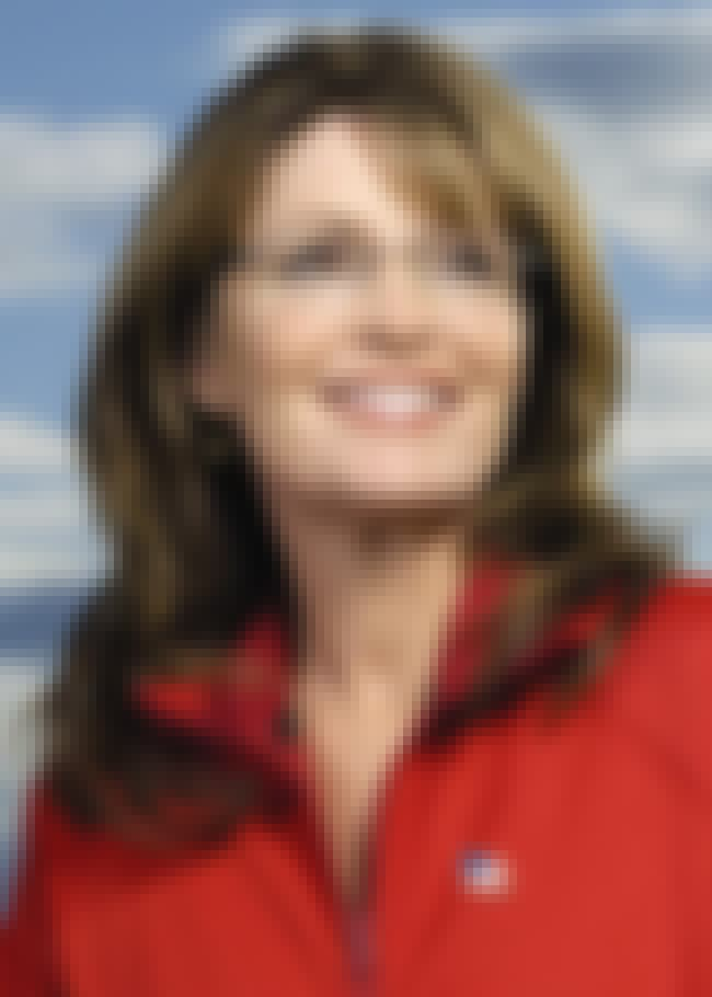 Sarah Palin is listed (or ranked) 3 on the list 50+ American Politicians of Irish Descent