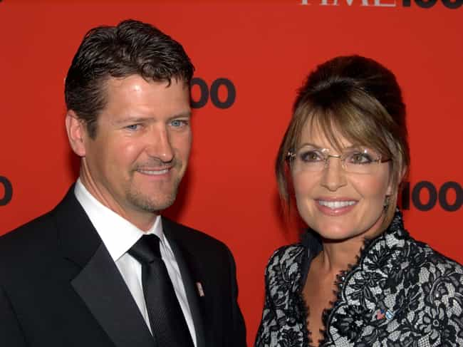 Sarah Palin is listed (or ranked) 2 on the list 17 Famous Couples Who Were High School Sweethearts