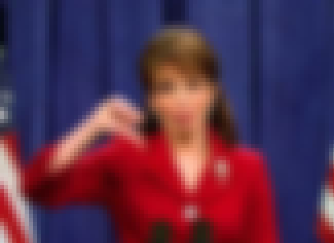Sarah Palin is listed (or ranked) 1 on the list Famous Female Sports Commentators