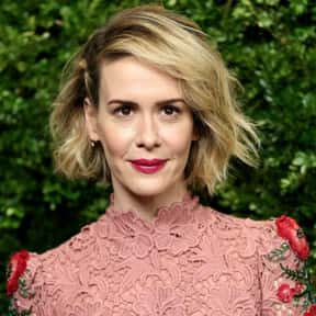 Sarah Paulson is listed (or ranked) 18 on the list Famous People From Florida