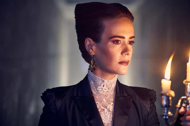 Sarah Paulson is listed (or ranked) 2 on the list What The Cast Of 'American Horror Story' Thinks Of The Show