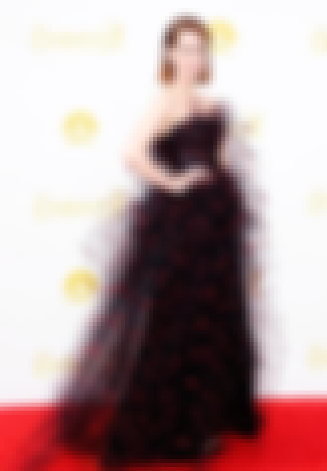 Sarah Paulson is listed (or ranked) 3 on the list 2014 Emmys Red Carpet Worst Dressed