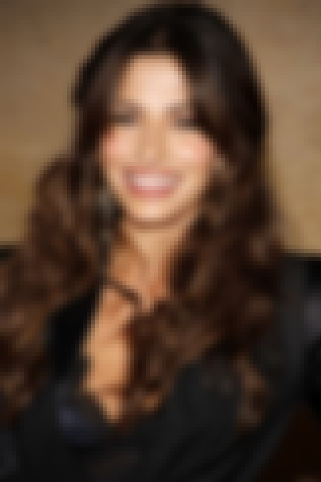 Sarah Shahi is listed (or ranked) 4 on the list 31 Celebrities Who Are Persian