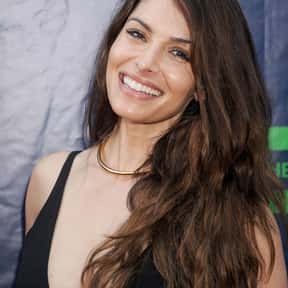 Sarah Shahi is listed (or ranked) 7 on the list TV Actors from Texas