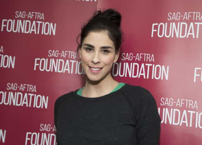 Sarah Silverman is listed (or ranked) 2 on the list 50+ Celebrities Who Have Almost Died