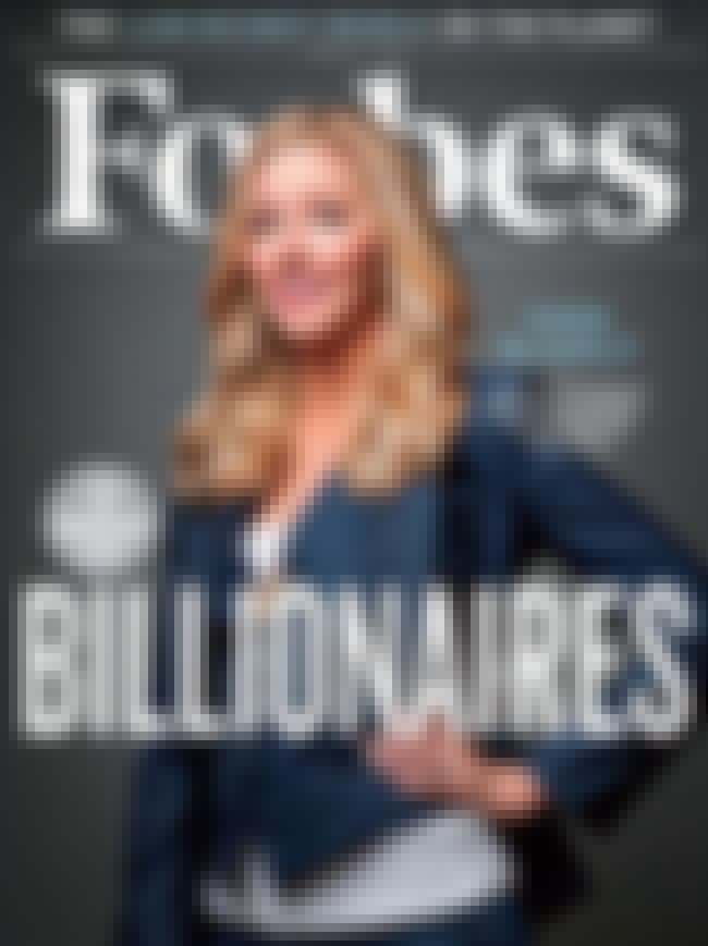Sara Blakely is listed (or ranked) 1 on the list World's Hottest Businesswomen