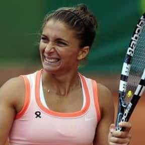 Sara Errani is listed (or ranked) 9 on the list The Shortest Women's Tennis Players Of All Time, Ranked