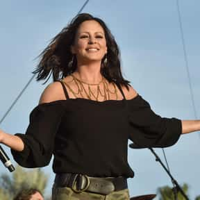 Sara Evans is listed (or ranked) 12 on the list The Top Female Country Singers