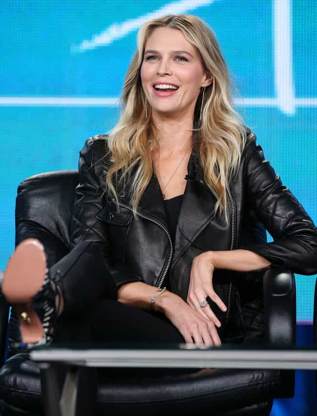 Sara Foster is listed (or ranked) 4 on the list Benicio Del Toro Loves and Hookups