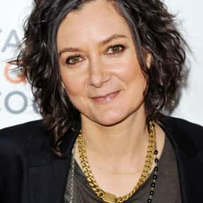 Sara Gilbert is listed (or ranked) 17 on the list Famous Gay, Lesbian and Bisexual People Born in the 1970s