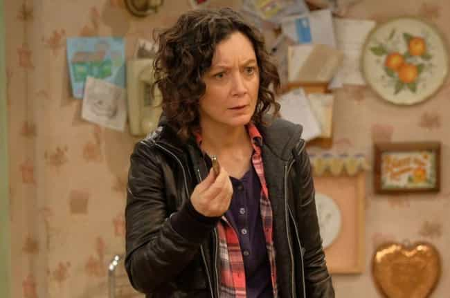 Sara Gilbert is listed (or ranked) 1 on the list What The Cast And Crew Of 'Roseanne' Thinks About Its Cancellation