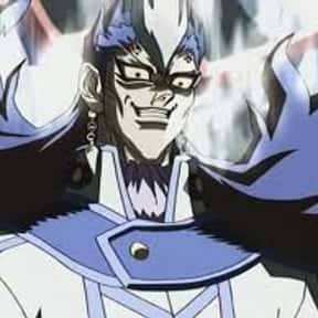 Sartorius is listed (or ranked) 8 on the list All Yu-Gi-Oh! GX Characters
