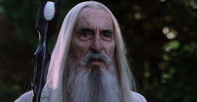 Saruman is listed (or ranked) 4 on the list 17 Characters Who Broke Bad (Other Than Walter White)