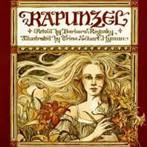 Rapunzel is listed (or ranked) 1 on the list The Best Brothers Grimm Stories